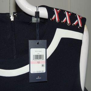 NEW Tommy Hilfiger dark blue dress sleeveless